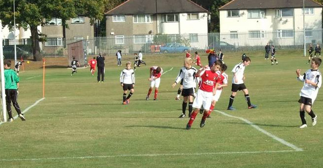 Bromley FC - Youth Football