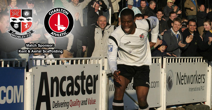 Bromley v Charlton Athletic