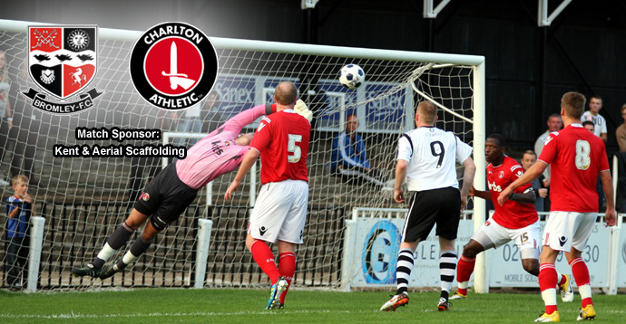 Bromley v Charlton Athletic - Image copyright Ed Boyden