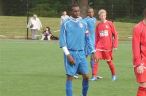 Reiss Stephen, Captain - Bromley Blues