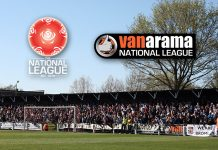 The Vanarama National League - Bromley Football Club