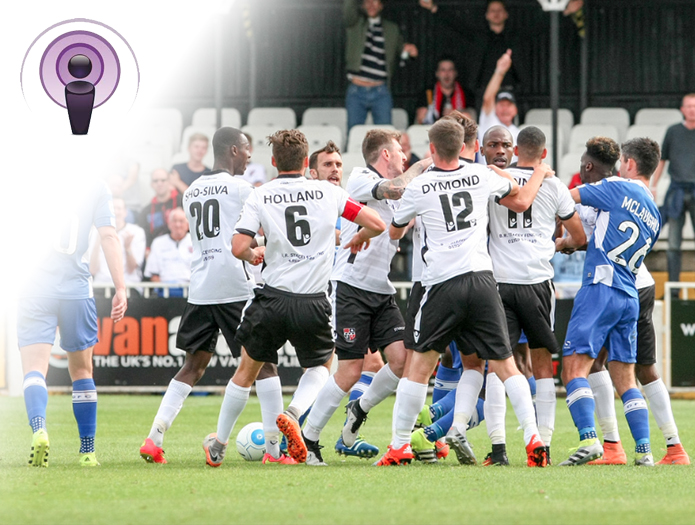 Official Bromley FC Podcast - #WeAreBromley