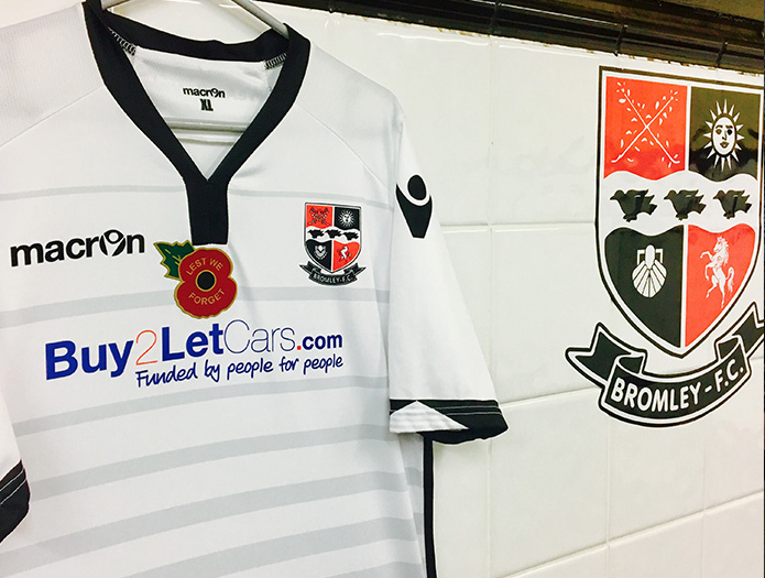 Lest we forget - Bromley Football Club