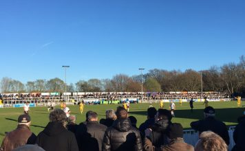 Bromley 0-1 Chester