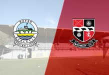 Dover Athletic v Bromley - Saturday 18th March 2017