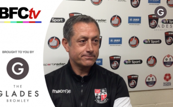 Interview: Neil Smith on the Barrow victory and Joe Anderson