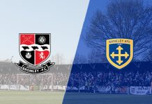 Bromley v Guiseley Saturday 22nd April 2017
