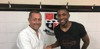 Tyrone Sterling joins Bromley FC