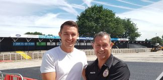 Striker Brett Williams becomes latest signing at Bromley Football Club