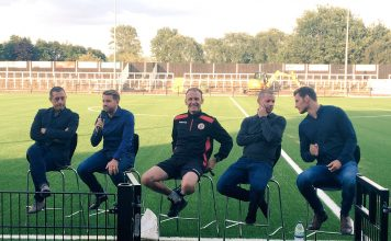 Meet the Manager night at Bromley FC a great success