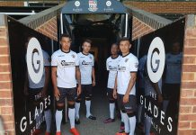 Bromley FC The Glades Competition