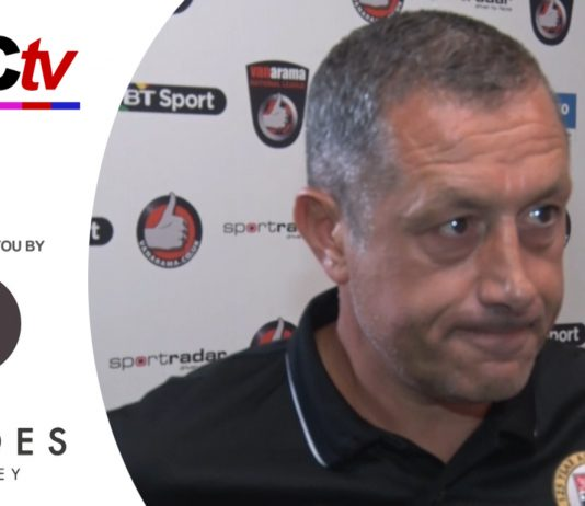 Interview: Neil Smith on the win over Hartlepool United