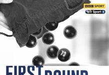 Monday: Emirates FA Cup First Round draw live in the Ravens Bar