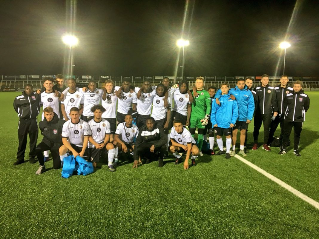Bromley drawn away in FA Youth Cup 3QR