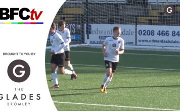 Bromley Academy: First Year goals from the defeat to Brentford