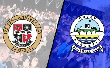 Sat 2nd Dec - Bromley v Dover Athletic