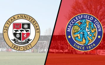 Sat 23rd Dec - Bromley v Macclesfield Town