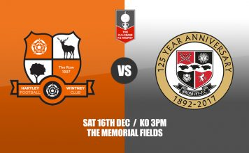 Hartley Wintney v Bromley FC