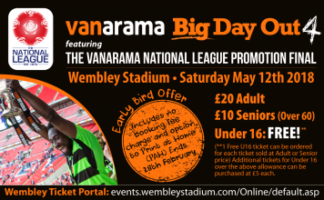 Bromley FC Vanarama National League