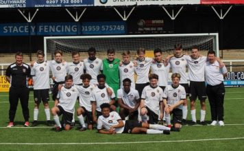 Bromley FC Youth Academy Under 15's