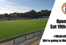 Bromley FC Open Day, Awards & Wembley send-off on Saturday 19th May