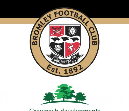 Bromley FC Podcast sponsored by Crownash Developments