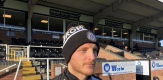 Bromley FC Bobble Hat