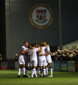 Report: Bromley 3-1 Ebbsfleet United