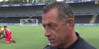 Interview: Neil Smith on the draw with Torquay United