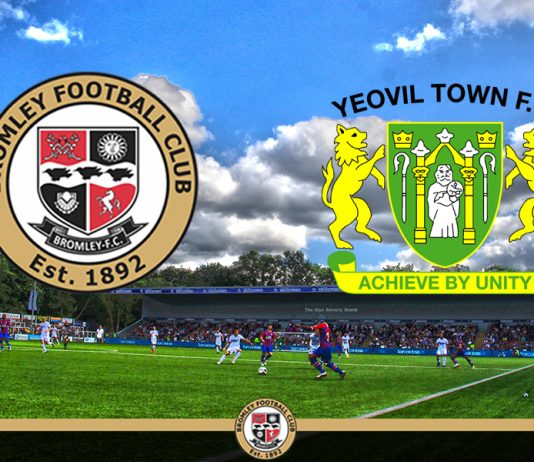 Bromley vs Yeovil Town