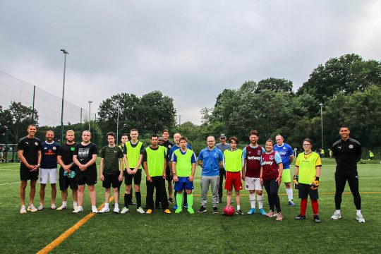 Bromley FC PAN Disability group