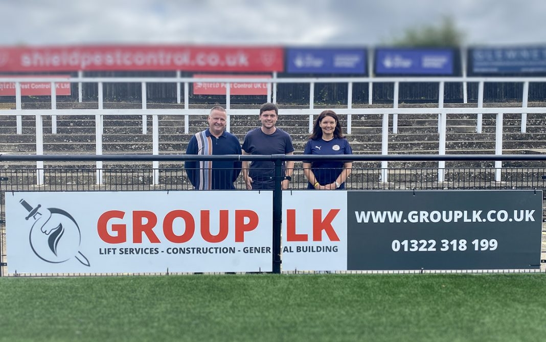 Group LK become latest sponsor at Bromley Football Club