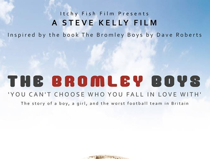 The Bromley Boys is an independent British film based on the book by Dave Roberts set in 1969-1970 about one boy's love for his beloved football team, Bromley FC.