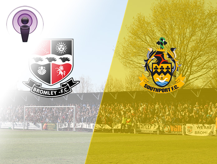 Bromley FC Podcast: Episode 14