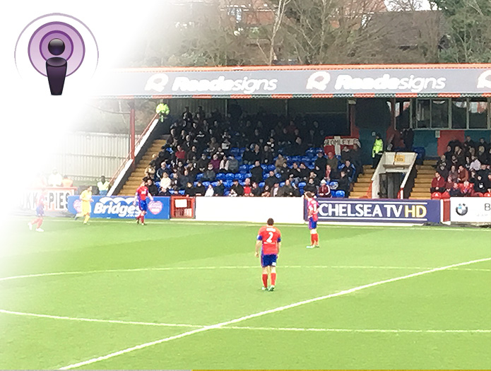 Listen Now - Bromley FC Podcast: Episode 15