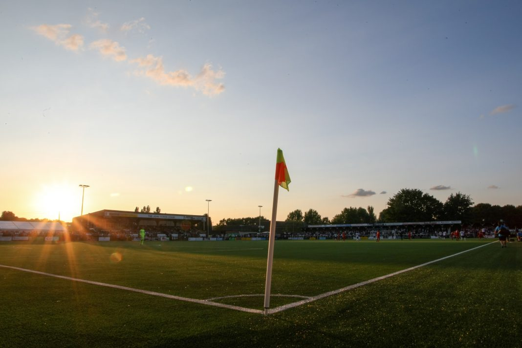 Bromley FC The Westminster Waste Stadium