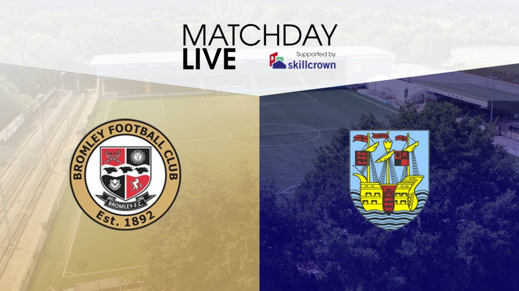 Live Stream Bromley vs Weymouth